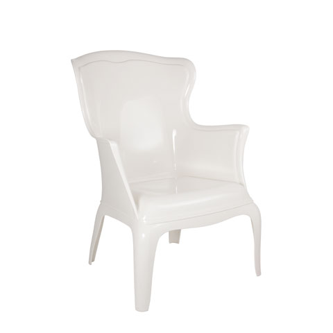 New York Wingback