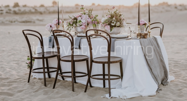 Features: Bentwood Dining Chairs