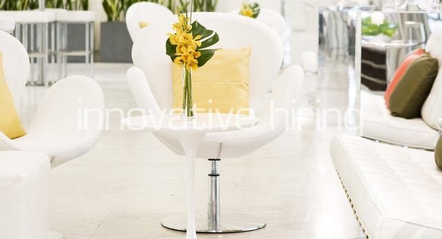 Features: Swan Chair