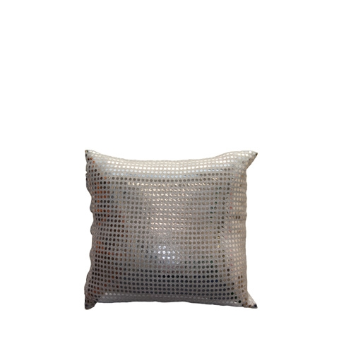 Sequin Cushion