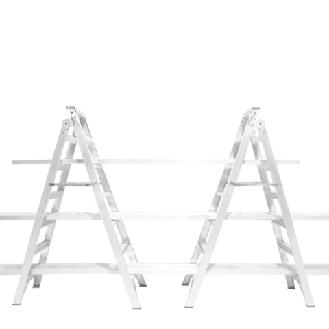 Scaffold Shelving
