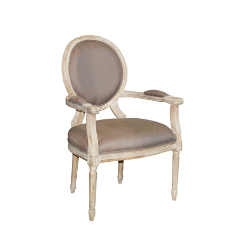 Bordeaux / Dior Dining Armchair