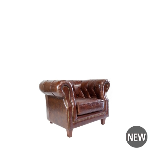 Chesterfield Armchair