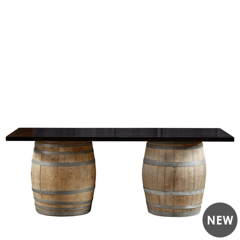 Wine Barrel Buffet